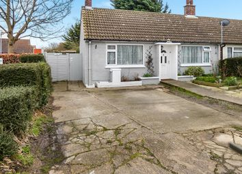 Thumbnail 2 bed semi-detached bungalow for sale in Dunkirk Road, Burnham-On-Crouch