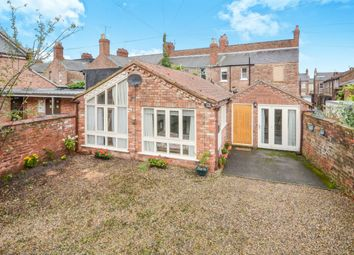 Thumbnail 2 bedroom detached bungalow for sale in Church Mews, York
