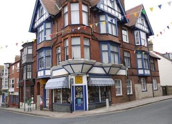 Thumbnail 1 bed flat to rent in Bond Street, Cromer