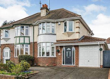 Chestnut Avenue, Dudley DY1. 3 bed semi-detached house for sale
