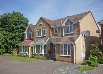 Thumbnail 5 bed detached house for sale in Swinley Drive, Peatmoor, Swindon