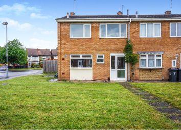 Thumbnail 3 bed end terrace house for sale in Somerton Drive, Erdington, Birmingham