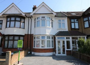Thumbnail 4 bedroom terraced house to rent in Christchurch Road, Ilford