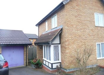 Thumbnail 2 bed detached house to rent in Chatsworth Drive, Wellingborough