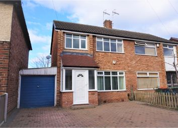Thumbnail 3 bed semi-detached house for sale in Oakfield Road, Stapleford