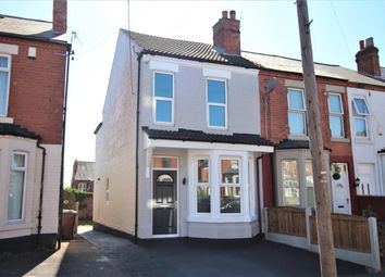 3 bed end terrace house for sale in Clarges Street, Nottingham NG6