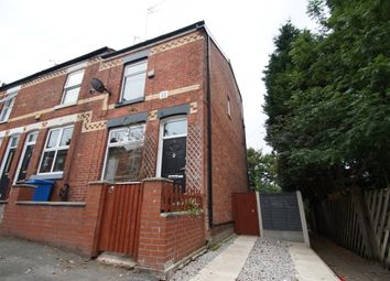Thumbnail 3 bedroom town house for sale in Glebe Street, Offerton, Stockport