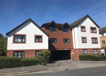 Thumbnail 1 bed flat for sale in Clarence Road, Fleet, Hampshire