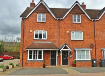 Thumbnail 4 bed end terrace house for sale in Birmingham Road, Wylde Green, Sutton Coldfield