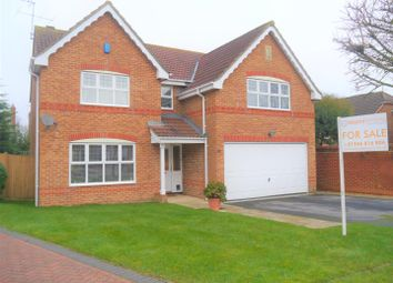 Thumbnail 4 bedroom property for sale in Crabtree, Old Basing, Basingstoke