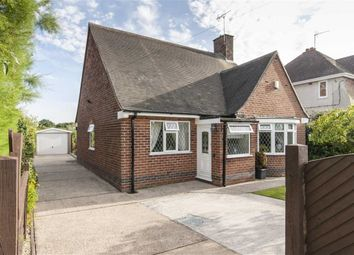 Thumbnail 3 bed detached bungalow for sale in Birkinstyle Lane, Shirland, Alfreton