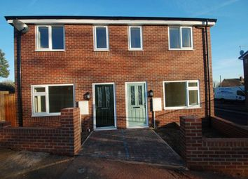 Thumbnail 2 bed property to rent in Nesbitt Close, Stafford