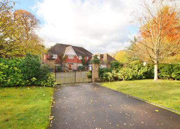 Thumbnail 5 bed detached house for sale in Percival Close, Oxshott, Leatherhead