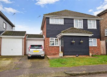 Thumbnail 4 bed link-detached house for sale in The Tithe, Wickford, Essex