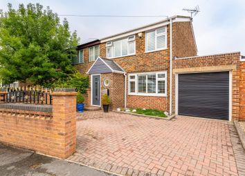 Thumbnail Semi-detached house for sale in Willowby Gardens, Rainham, Gillingham