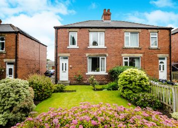 Thumbnail 3 bedroom semi-detached house for sale in Saville Street, Emley, Huddersfield