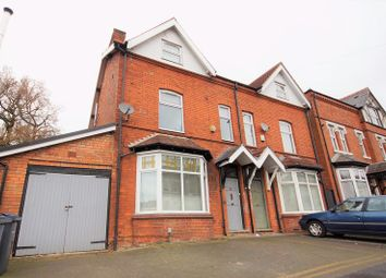 Thumbnail 4 bed semi-detached house for sale in Vicarage Road, Kings Heath