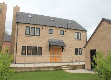 Thumbnail 5 bed detached house for sale in Darne Mews, Main Road, Hulland Ward, Ashbourne, Derbyshire