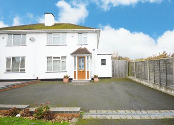 Thumbnail 3 bed semi-detached house for sale in Grenville Road, Shirley, Solihull