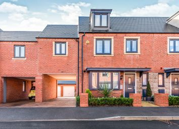 Thumbnail 5 bedroom end terrace house for sale in Balmoral Close, Northampton