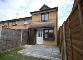 Thumbnail 1 bed terraced house to rent in Greystoke Drive, Ruislip