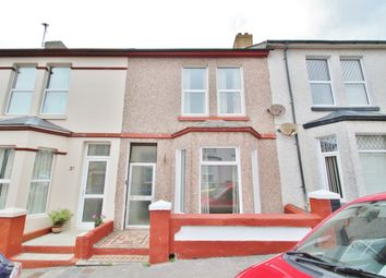 Thumbnail 2 bed terraced house for sale in Second Avenue, Camels Head, Plymouth