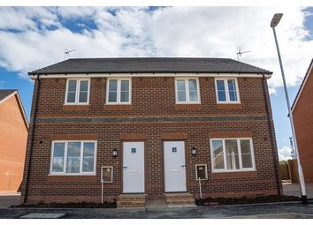 Thumbnail 3 bed terraced house for sale in The Poole, Janus Road, Blunsdon, Wiltshire