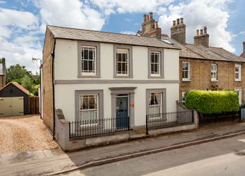 Thumbnail 4 bed detached house for sale in Church Street, Willingham, Cambridge