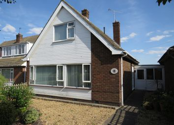 Thumbnail 3 bed property for sale in Dundee Crest, Yaxley, Peterborough