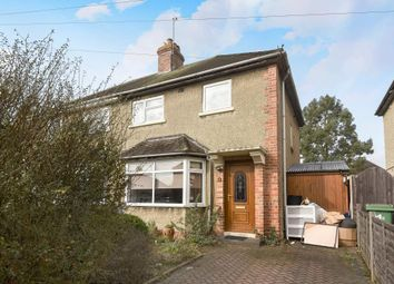 Thumbnail 3 bed semi-detached house to rent in Fairfax Road, East Oxford