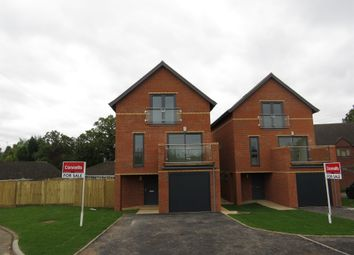 Thumbnail 4 bed detached house for sale in Grove Road, Ansty, Coventry