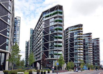 Thumbnail 2 bed flat for sale in Riverlight Four, Battersea