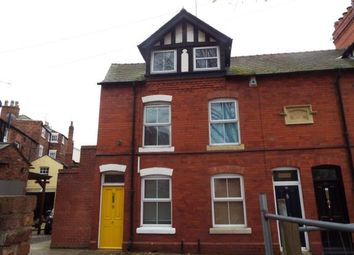 Thumbnail 3 bed end terrace house for sale in Milton Street, Chester, Cheshire