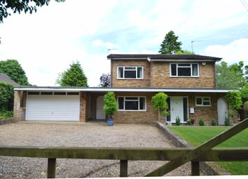 Thumbnail 4 bed detached house for sale in White Lion Road, Little Chalfont, Amersham