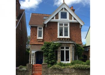 Thumbnail 4 bedroom detached house for sale in Rushams Road, Horsham, West Sussex
