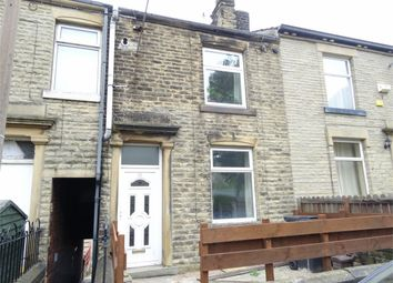 Thumbnail 1 bed terraced house for sale in Thornhill Road, Brighouse, West Yorkshire