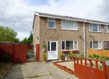 Thumbnail 3 bed property for sale in Velden Way, Market Rasen, Lincolnshire