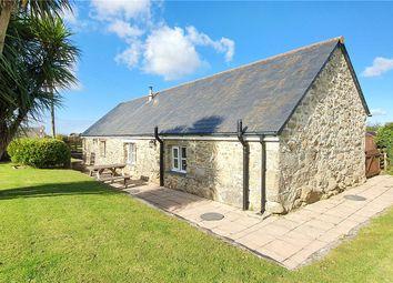 Thumbnail 2 bed detached house for sale in Cardinham Farm, Praze An Beeble, Cornwall