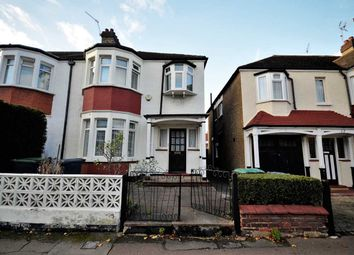 Thumbnail 3 bed semi-detached house for sale in Ewart Grove, London