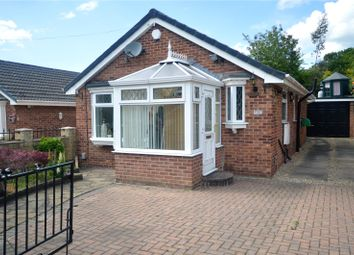 Thumbnail 2 bed bungalow for sale in Abbeydale Oval, Kirkstall, Leeds