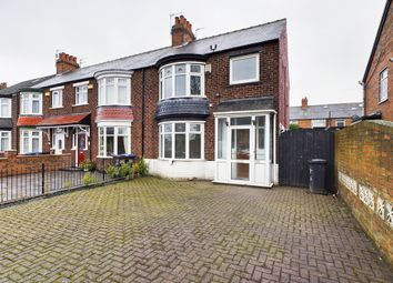 Thumbnail 3 bed semi-detached house for sale in Marton Road, Middlesbrough