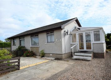 Thumbnail 1 bed bungalow for sale in Glen Eden, 2 Church Court, Halkirk