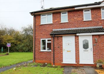 2 bed end terrace house for sale in Kersbrook Close, Trentham ST4
