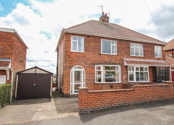 Thumbnail 3 bed semi-detached house for sale in St. Marys Avenue, Gedling, Nottingham