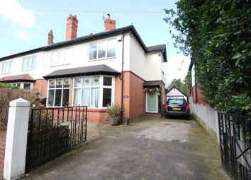 Thumbnail 4 bed semi-detached house to rent in Marsland Road, Sale