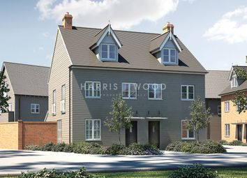 Thumbnail 3 bed town house for sale in Rowhedge Wharf, Rowhedge, Colchester