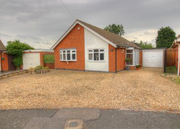 Thumbnail 2 bed bungalow for sale in Ballater Close, Leicester