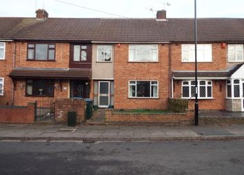 Thumbnail 3 bed terraced house for sale in Greensleeves Close, Whitmore Park, Coventry