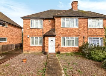 Thumbnail 2 bed maisonette for sale in Wellington Road, Pinner, Middlesex