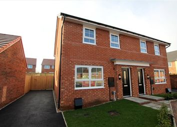 Thumbnail 3 bed property for sale in 12 Wood Close, Preston